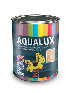 AQUALUX Temeljna boja za drvo