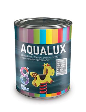 AQUALUX Temeljna boja za metal
