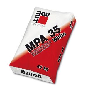 BAUMIT - MPA 35 White