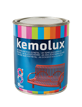 KEMOLUX AK Temeljna boja za metal