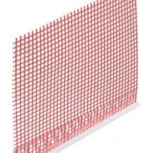 PRIBOR - Dilatacijski PVC profil za završetak
