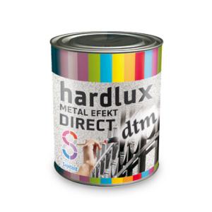 HARDLUX metalni efekt lak DIREKCT DTM