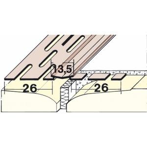 PVC profil za fuge
