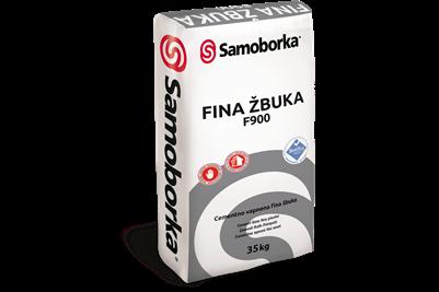 SAMOBORKA - FINA ŽBUKA F-900